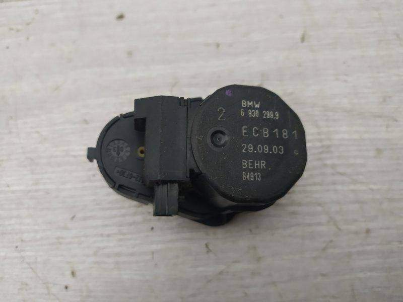 Актуатор печки Bmw 5 E60 M54 2003 (б/у)
