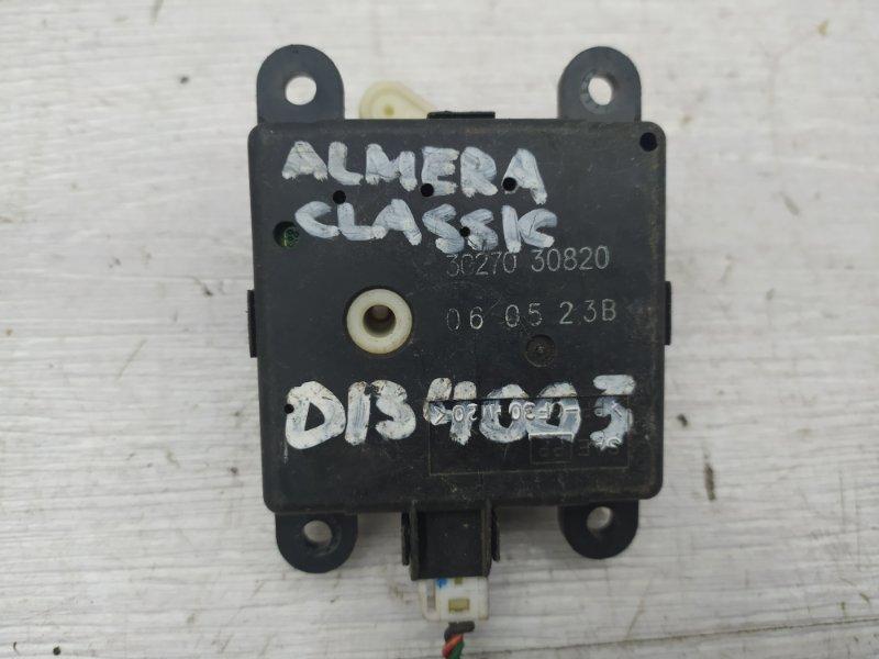 Актуатор печки Nissan Almera Classic QG16 2007 (б/у)