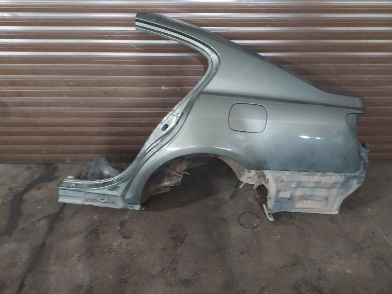 Крыло заднее левое Lexus Gs GRS190 3GR-FSE 2005 (б/у)