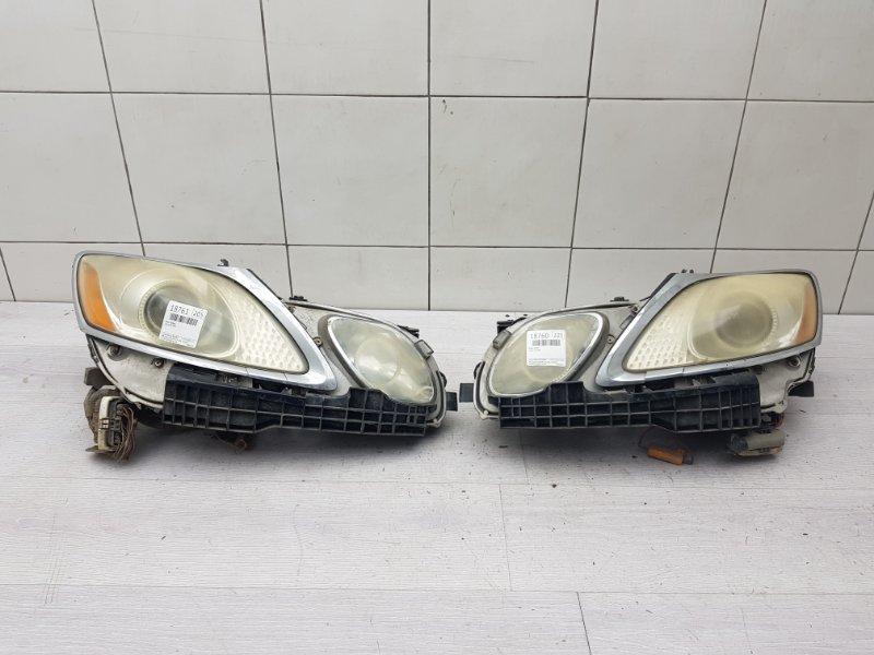 Комплект фар Lexus Gs GRS190 3GR-FSE 2005 (б/у)
