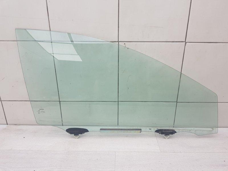 Стекло переднее правое Toyota Corolla E180 1ZR-FE 2014 (б/у)