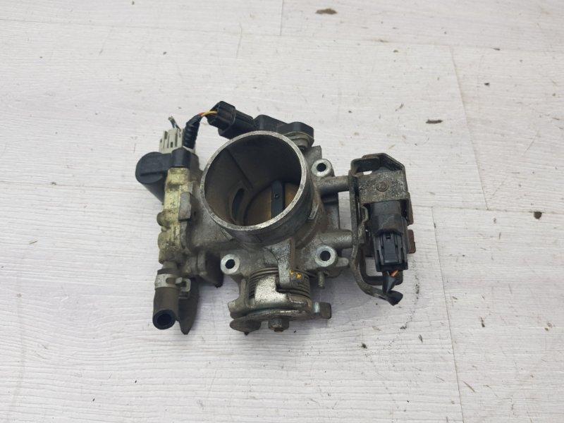 Дроссель Honda Fit GD3 L15A (б/у)
