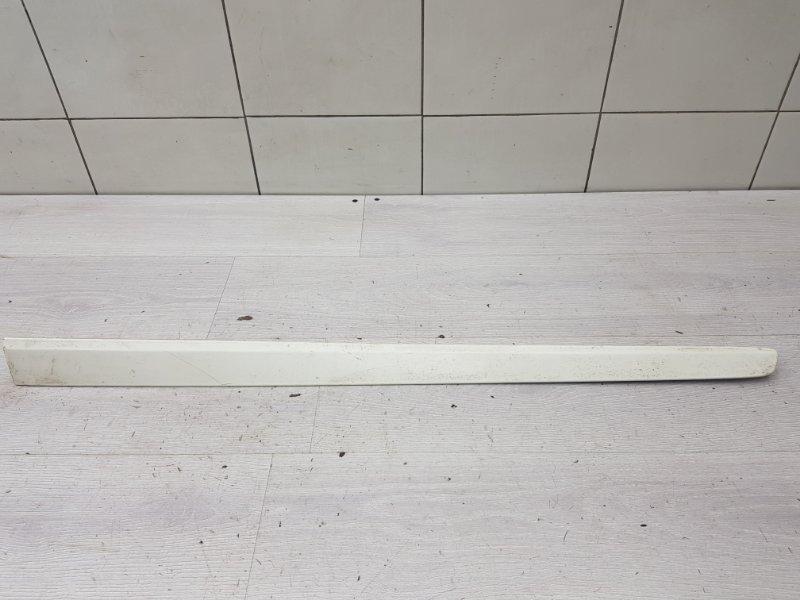 Молдинг двери Mercedes Ml W164 передний правый (б/у)