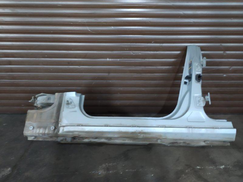 Порог левый Mercedes E-Class W211 M272.944 2007 (б/у)
