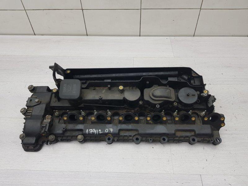 Клапанная крышка Bmw 5 E60 M57/T2 306D3 2007 (б/у)