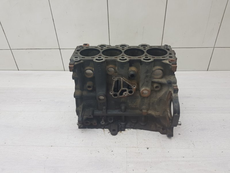 Блок цилиндров Hyundai I30 FD D4FB 2011 (б/у)