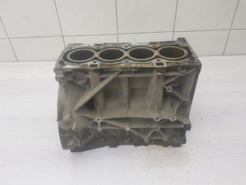 Блок цилиндров Ford Fiesta MK6 1.25 SIGMA 2010 (б/у)