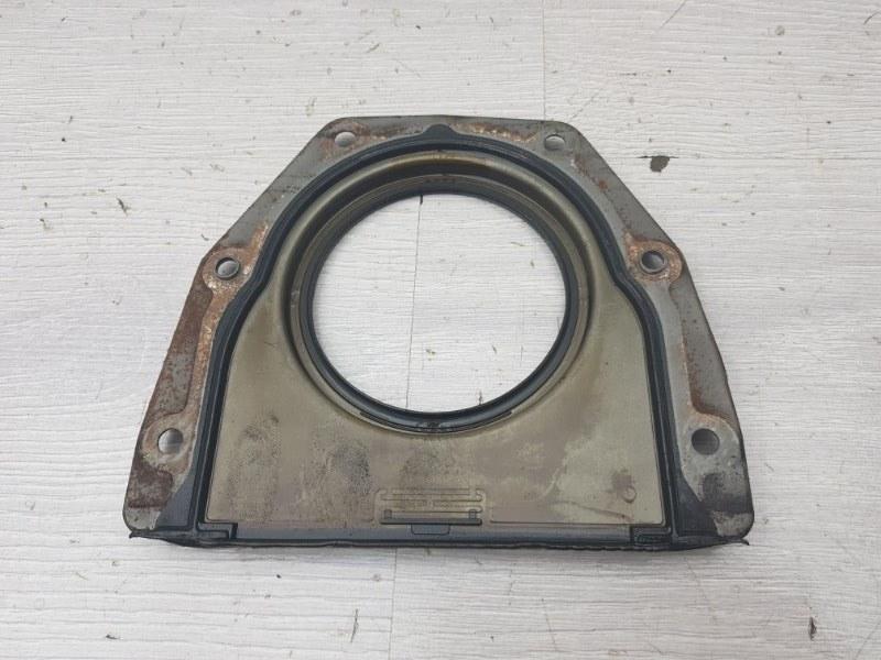Крышка коленвала Ford Fiesta MK6 1.25 SIGMA 2010 (б/у)