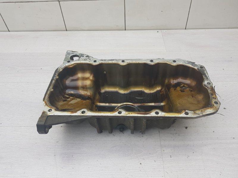 Поддон Ford Fiesta MK6 1.25 SIGMA 2010 (б/у)