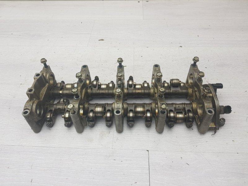 Постель распредвалов Honda Accord VII K24A 2006 (б/у)