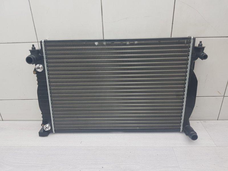 Радиатор основной Audi A4 B6 (б/у)