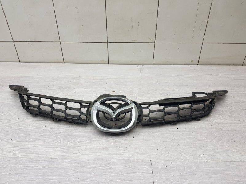 Решетка радиатора Mazda Cx-7 L3 2008 (б/у)