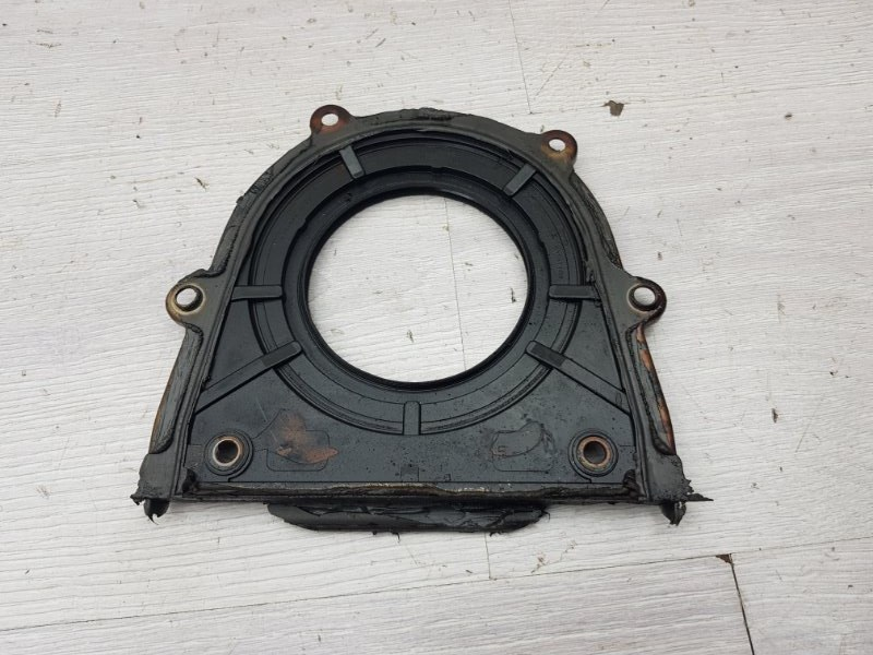 Крышка коленвала Mazda Cx-7 L3 2008 (б/у)