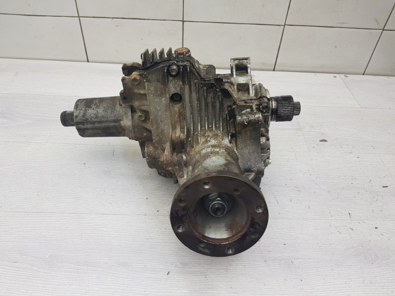Раздатка Mazda Cx-7 L3 2008 (б/у)
