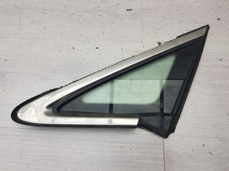Форточка передняя левая Mazda Cx-7 L3 2008 (б/у)