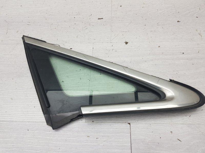 Форточка передняя правая Mazda Cx-7 L3 2008 (б/у)