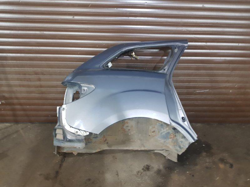 Крыло заднее правое Mazda Cx-7 L3 2008 (б/у)