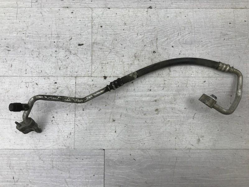 Трубка кондиционера короткая Mitsubishi Colt Z34A 4A90 2008 (б/у)