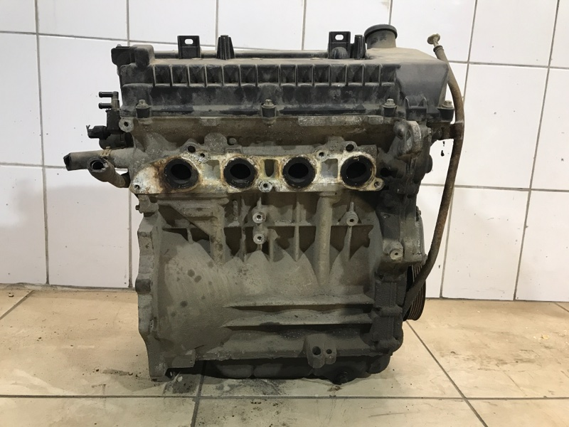 Двигатель Mitsubishi Colt Z34A 4A90 2008 (б/у)