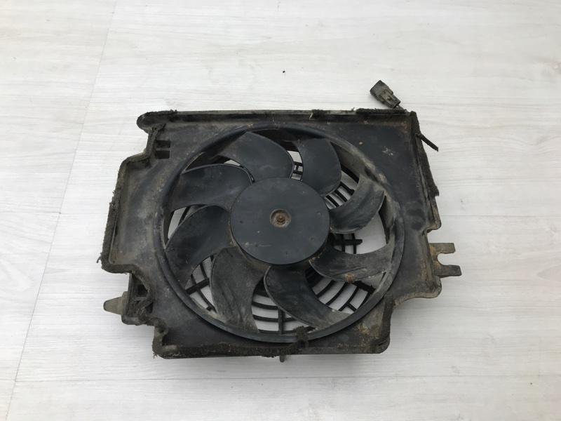 Вентилятор радиатора Faw V5 2013 (б/у)