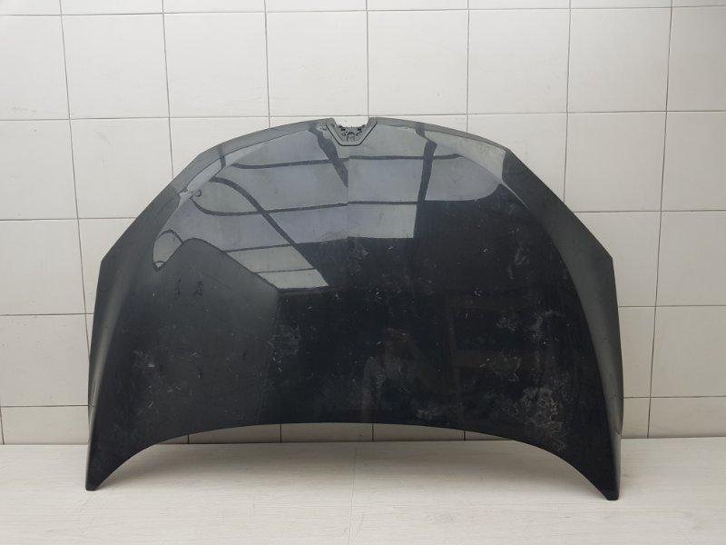 Капот Renault Megane 3 K4M 2012 (б/у)