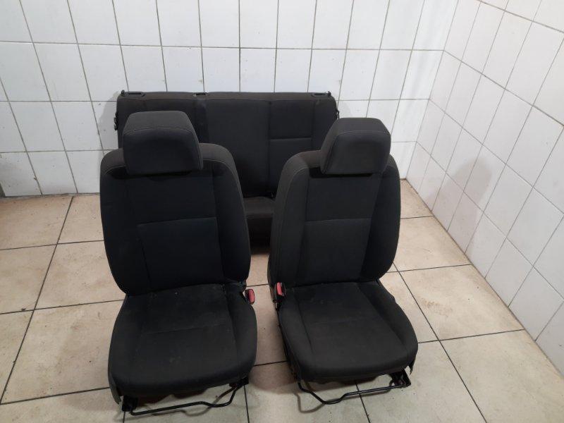 Комплект сидений Renault Megane 3 K4M 2012 (б/у)