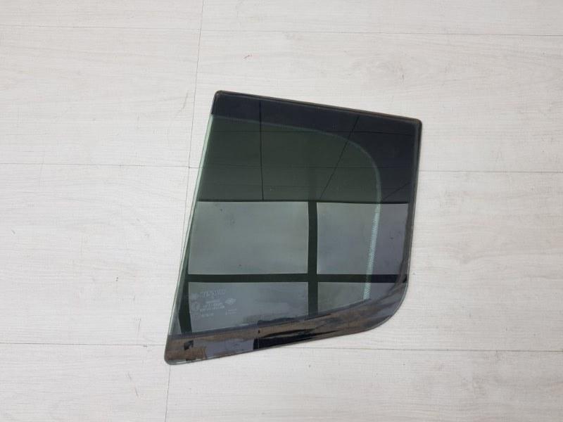 Форточка задняя левая Renault Megane 3 K4M 2012 (б/у)