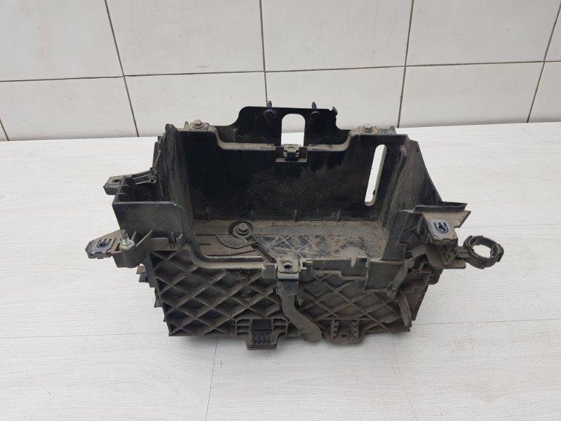 Площадка акб Renault Megane 3 K4M 2012 (б/у)