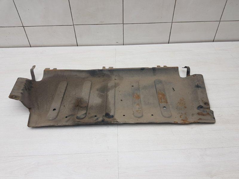Защита двигателя Renault Megane 3 K4M 2012 (б/у)
