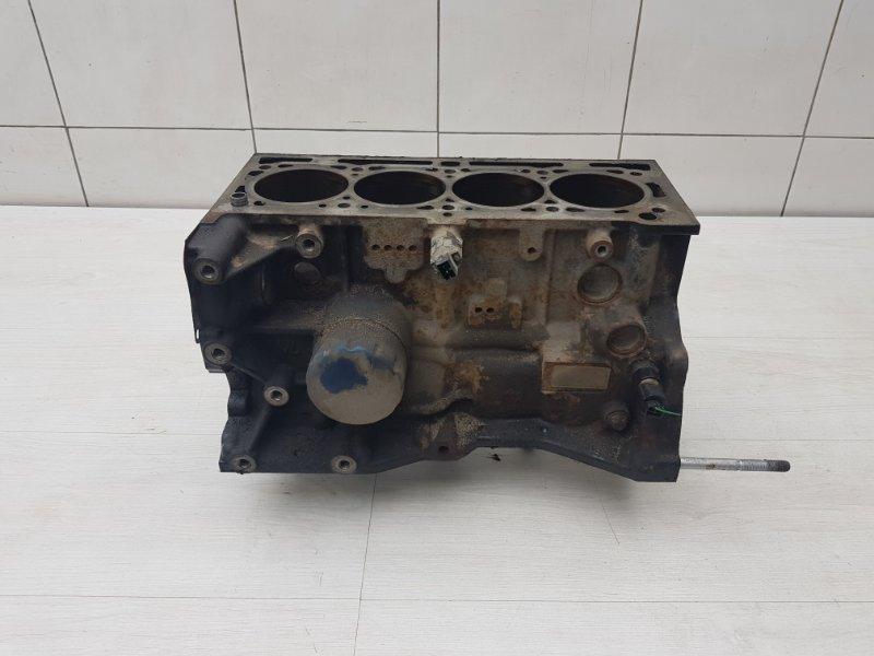 Блок цилиндров Renault Megane 3 K4M 2012 (б/у)