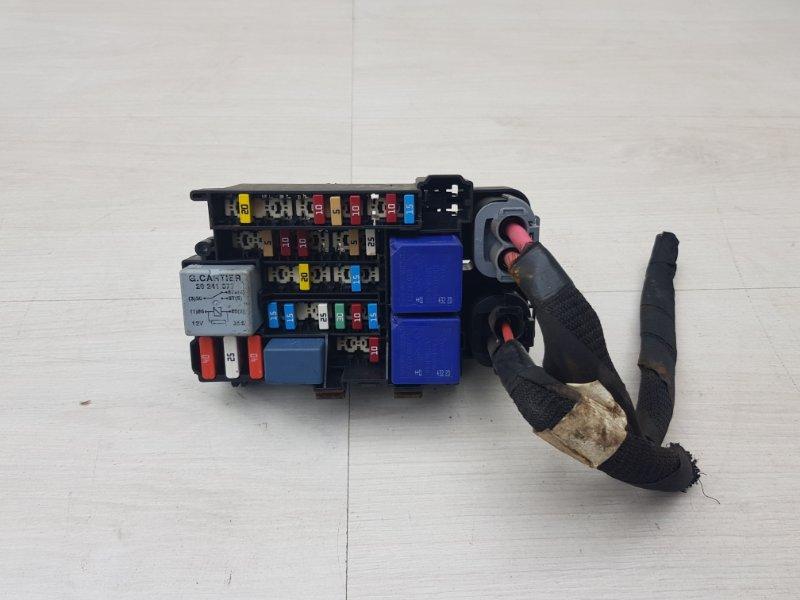 Блок предохранителей Renault Megane 3 K4M 2012 (б/у)