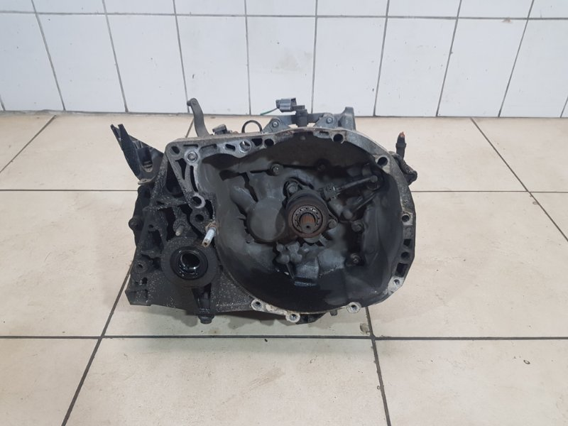Мкпп Renault Megane 3 K4M 2012 (б/у)
