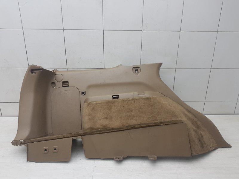 Обшивка багажника левая Acura Mdx 1 J35A5 2004 (б/у)
