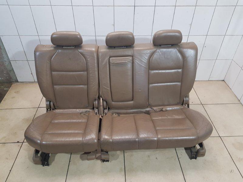 Задний диван Acura Mdx 1 J35A5 2004 (б/у)