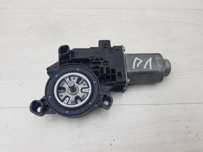 Моторчик стеклоподъемника передний левый Skoda Roomster 1 BMS 2009 (б/у)