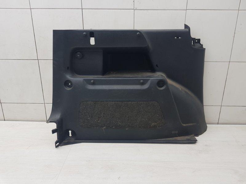 Обшивка багажника левая Skoda Roomster 1 BMS 2009 (б/у)