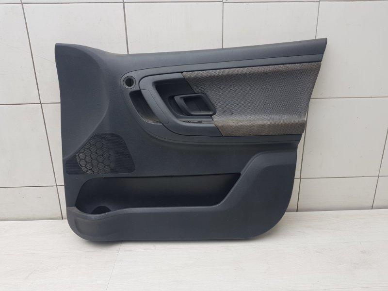 Обшивка передняя правая Skoda Roomster 1 BMS 2009 (б/у)