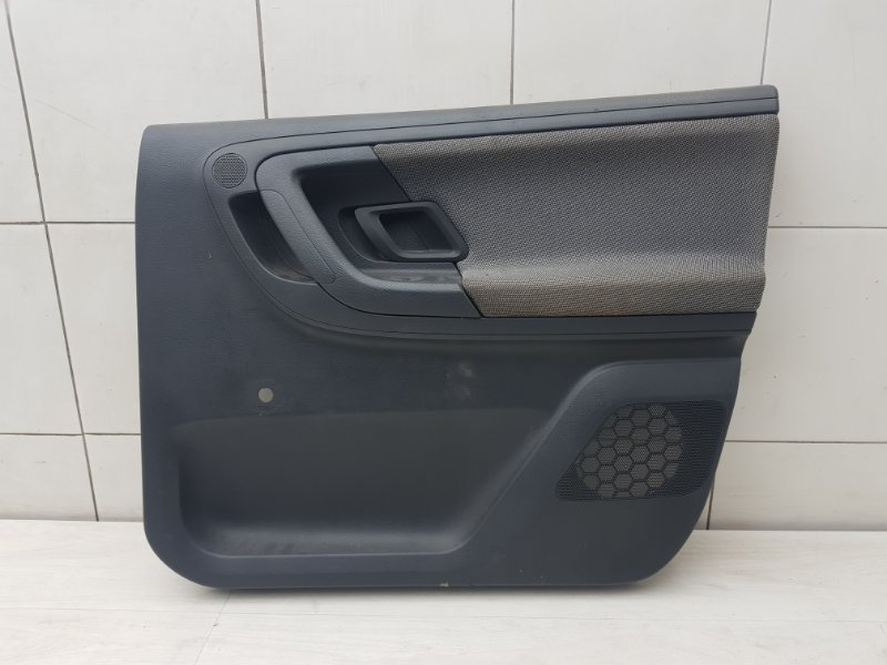 Обшивка задняя правая Skoda Roomster 1 BMS 2009 (б/у)