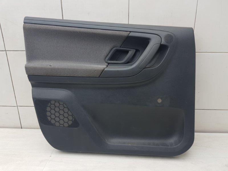 Обшивка задняя левая Skoda Roomster 1 BMS 2009 (б/у)