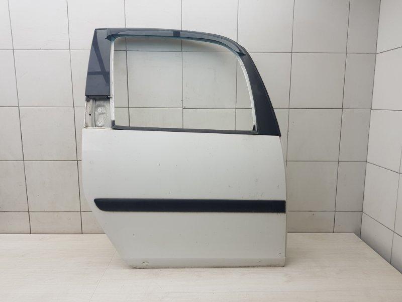 Дверь задняя правая Skoda Roomster 1 BMS 2009 (б/у)
