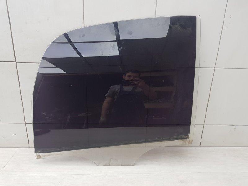 Стекло заднее левое Skoda Roomster 1 BMS 2009 (б/у)