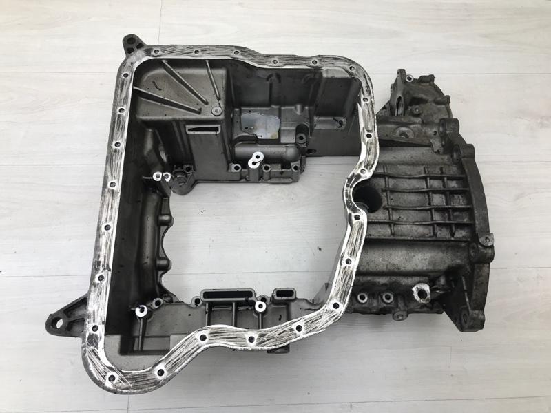 Поддон Audi Q7 4L CCFA 2010 (б/у)