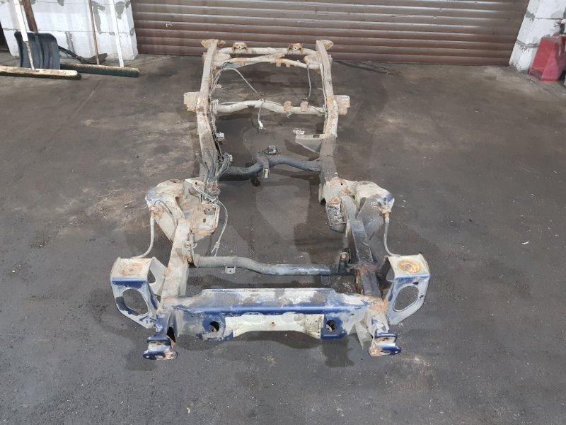 Рама Suzuki Jimny 3 M13A 2008 (б/у)