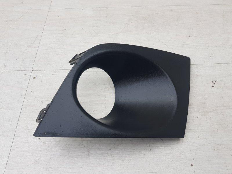 Рамка птф левая Nissan Tiida C11 HR16DE 2011 (б/у)
