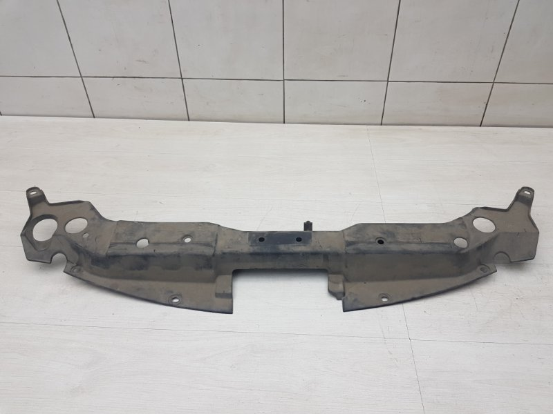 Кожух замка капота Nissan Tiida C11 HR16DE 2011 (б/у)