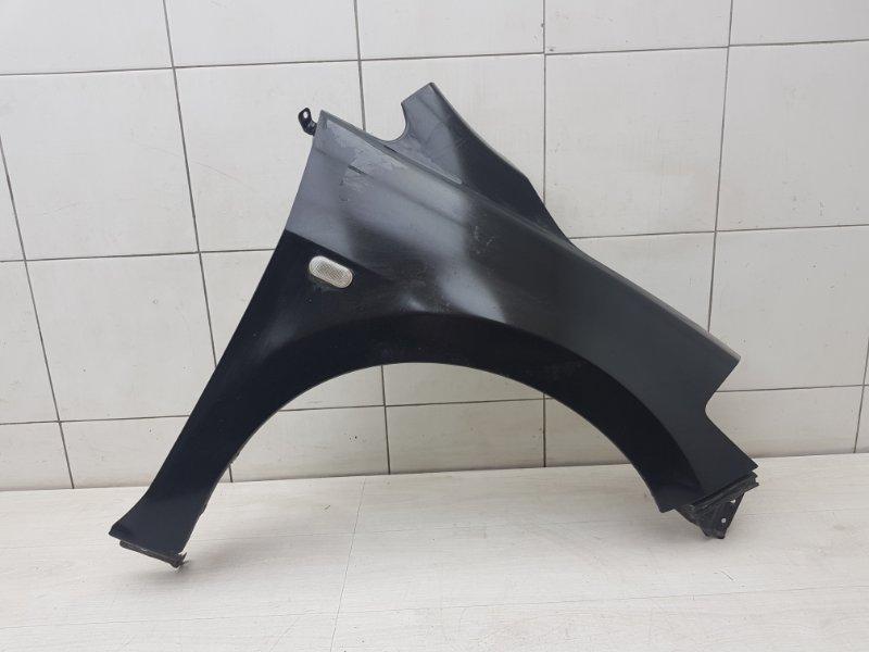 Крыло переднее правое Nissan Tiida C11 HR16DE 2011 (б/у)
