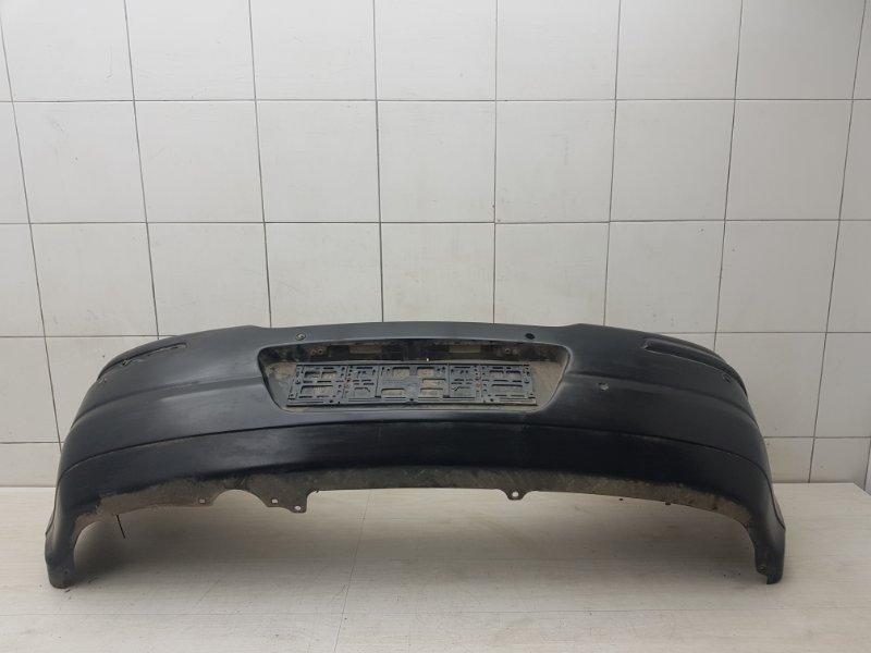 Бампер задний Nissan Tiida C11 HR16DE 2011 (б/у)
