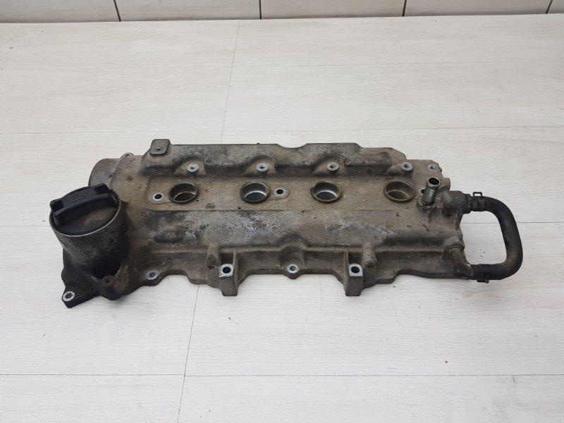Клапанная крышка Nissan Tiida C11 HR16DE 2011 (б/у)
