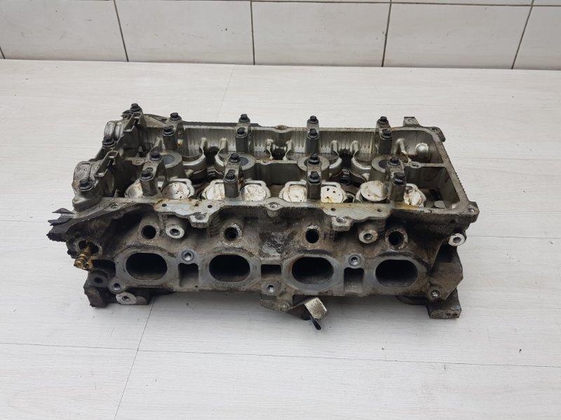 Гбц Nissan Tiida C11 HR16DE 2011 (б/у)