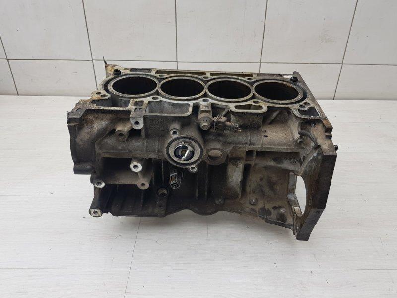 Блок цилиндров Nissan Tiida C11 HR16DE 2011 (б/у)